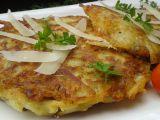Bramborák plněný Hermelínem a slaninou recept