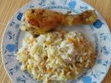 Šťavnaté podzimní kuře recept