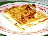 Mangoldové lasagne recept