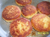 Sýrové karbanátky recept