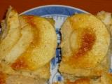 Smetanový jablkový koláč recept