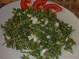 Salát ze šruchy zelné a cibule recept