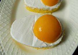 Piškotová vajíčka recept