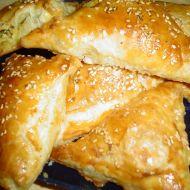 Kuřecí vývar s masovými pirohy recept