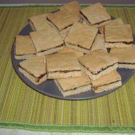 Domácí perníkové řezy recept