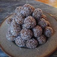 Marcipánové perníkové kuličky recept