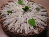 Čokotvarohový dort s hoblinkami recept