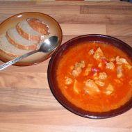 Troubový guláš recept