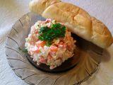 Salát surimi recept