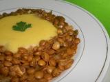 Čočková polévka s dýňovo-kokosovou smetanou recept ...