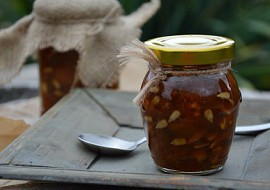 Meruňková snídaňová směs recept