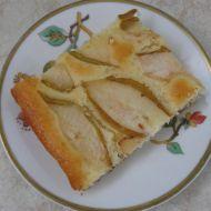 Ananasová buchta s hruškami recept