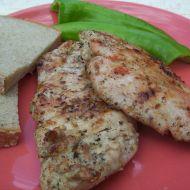Marinované kuřecí maso na grilu recept