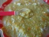 Zeleninovo-sýrová omáčka k rýži nebo masu pro nejmenší recept ...