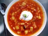 Italská polévka recept