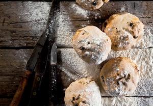 Tradiční sodový chléb  Soda Bread