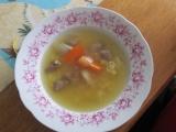 Srdíčková polévka recept