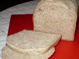 Grahamovo  pšeničný chléb recept