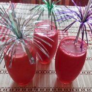 Ovocný koktejl se zmrzlinou recept