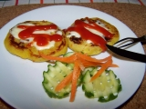 Potato cakes recept