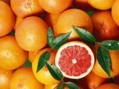 Grapefruitový pikantní předkrm