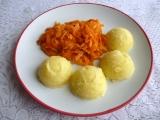 Dušená mrkev  jinak recept