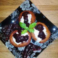 Vdolky s borůvkami recept