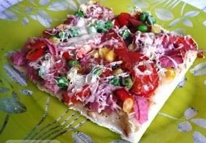 Pizza  základní těsto