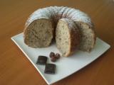 Čokoládovo-ořechová bábovka recept