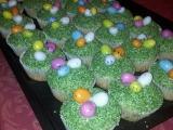 Easter cupcakes (velikonoční muffiny:-) recept