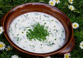 Jarní Zelená polévka – zaklechtanka recept