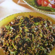 Čočka se špenátem recept