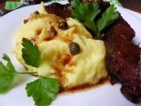 Hovězí líčka na sardeli a kapary recept