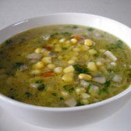 Pikantní polévka s kukuřicí recept