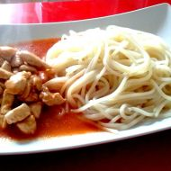 Výborné maso ke špagetám recept
