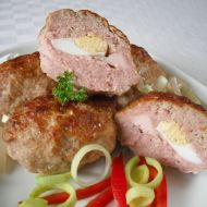 Pečené koule z mletého masa recept