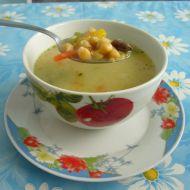 Skvělá cizrnová polévka recept