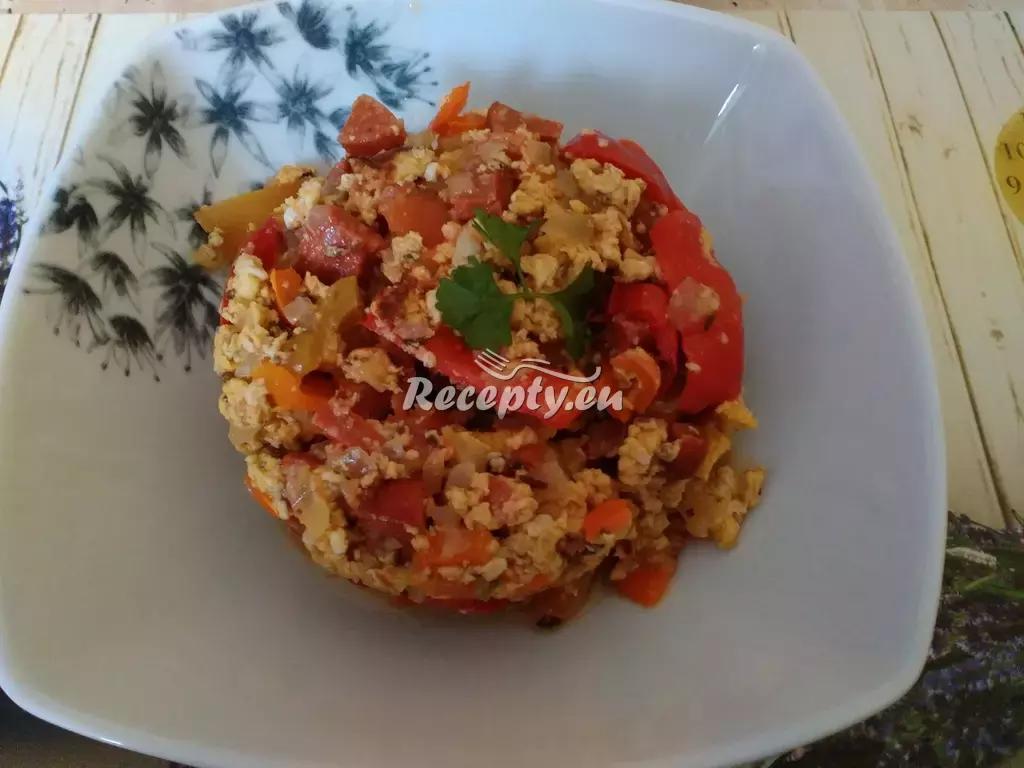 Rýžové lečo recept  rýžové pokrmy