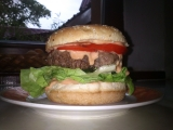 Beefburger recept