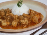 Kari z Tikka Masala recept
