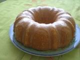 Pomerančová bábovka s pudinkem recept