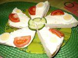 Tvarohová pomazánka s vajíčky II. recept