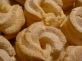 Věnečky z odpalovaného těsta od Marcely recept