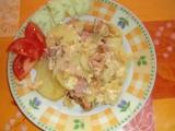 Zapečené brambory v alobalu recept