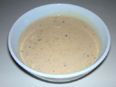 Česnekový dresink