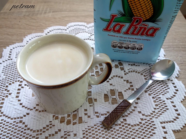 Mléčný nápoj s gofiem recept
