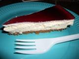 Cheesecake s pomerančem a svařákovým želé recept ...