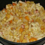 Dušená zelenina recept