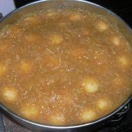 Nepečený jablečný dort recept