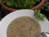 Polévka hutňačka s hlávkovým zelím recept